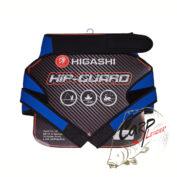 Защита неопреновая Higashi Hip-Guard Black-Blue