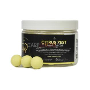 Бойлы плавающие CCMoore Citrus Zest Pop Ups 13/14mm Elite Range на основе цитрусовой цедры