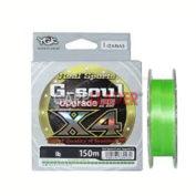 YGK G-soul X4 Upgrade PE 150m