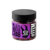 Пеллетс насадочный FFEM Hookbaits Pellets Monster Crab 14 мм.