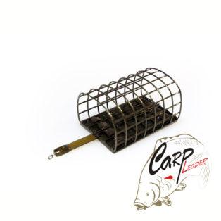 Кормушка фидерная Drennan Stainless Oval Cage Feeders Ex L 35g сетка