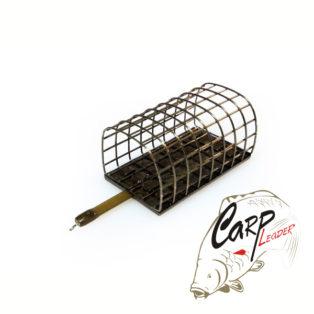 Кормушка фидерная Drennan Oval Cage Feeder Heavy XXL 70g сетка