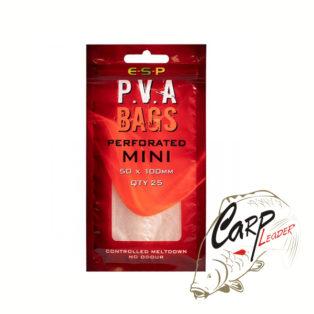 ПВА мешки ESP PVA Bag MK2 Perf Mini