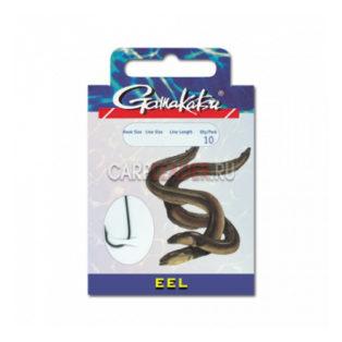 Готовые поводки Gamakatsu Hook BKD-3120R Eel №2 леска 0.35 70 см.