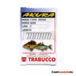 Набор крючков Trabucco Akura 6000 - 20