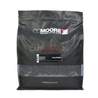 Пеллетс CCMoore Pellet Trout 4mm 5kg