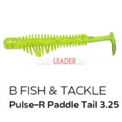 Мягкие приманки B Fish & Tackle Pulse-R Paddle Tail 3.25