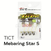Джиг головки Tict Mebaring Star S