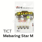Джиг головки Tict Mebaring Star M