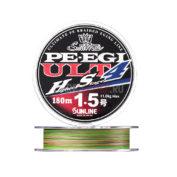 Шнур Sunline PE-EGI ULT HS4 180m 0.5 3.9kg