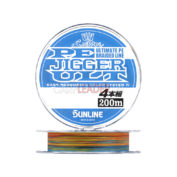Шнур Sunline PE Jigger ULT 200m