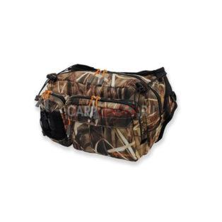 Сумка-рюкзак Geecrack Hip Bag Type-2 Wood-Camo