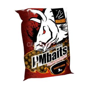 Бойлы Миненко PMbaits Big Pack Boiles Soluble Sweet Corn 20mm 3 кг.