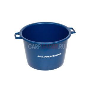 Ведро для прикормки Flagman 40 л. синее