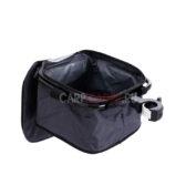Мягкое ведро с креплением на платформу Flagman Nylon Bait Bowl Bag d 36 мм.