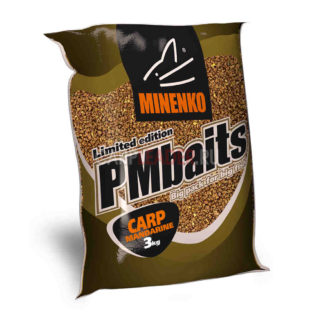 Прикормка Миненко PMbaits Big Pack Carp Mandarine 3 кг