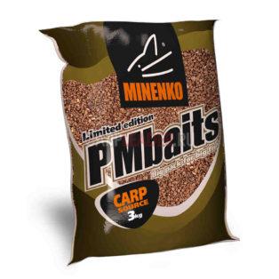 Прикормка Миненко PMbaits Big Pack Carp Source 3 кг