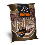 Пеллетс Миненко PMbaits Pellets Big Pack 14 мм Source 3 кг