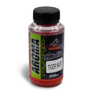Ликвид Миненко PMbaits Liquid Aroma Tiger Nut 200 ml