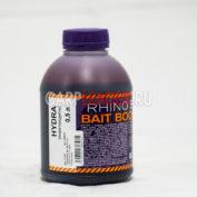 Ликвид Rhino Baits Bait Booster Liquid Food 0,5 л. Hydra Морепродукты