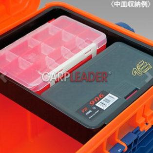Ящик Meiho Bucket Mouth BM-5000 Orange 440?293 ?293