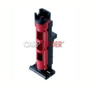 Держатель для удилища Meiho BM-230N Black Red 50x54x266