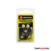 Вольфрамовый груз HIigashi Jig Tungsten Sinker R Gold