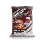 Прикормка Dunaev-Fadeev 1 кг. Feeder Brown Biscuit