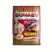 Прикормка Dunaev Premium 1 кг. Карп-Сазан Чеснок