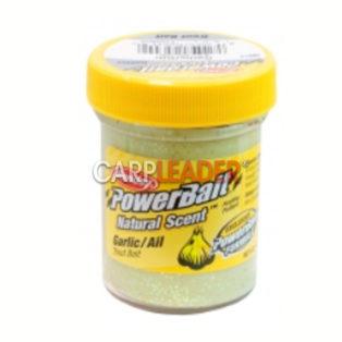 Паста форелевая Berkley Extra Scent Glitter Trout Bait Garlic 50 гр.