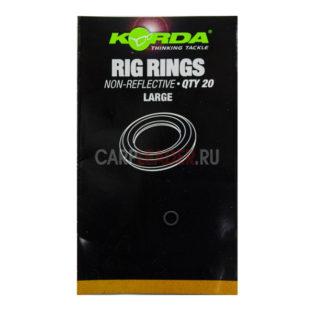Кольцо металлическое Korda Rig Ring Large