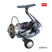 Катушка Shimano 17 Twin Power XD 3000XG