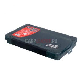 Коробка Meiho Versus VS-3043ND-2 356х230х50 чёрная.