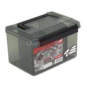 Коробка Meiho Versus VS-4060 185х145х123 чёрная