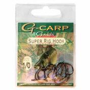 Крючки Gamakatsu G-Carp Super Rig Hook