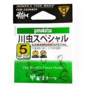 Крючки Gamakatsu Kawamushi Special