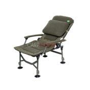 Кресло карповое Carp Pro Diamond c флисовой подушкой