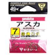 Крючки Gamakatsu Asuka CG