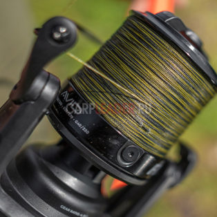 Шок лидер Avid Carp Carp Shock Tight 50lb 50м