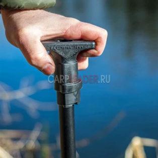 Стойка Korum Leverage XT Screwpoint Bankstick 75 см.