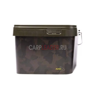 Ведро Avid Carp 10L Avid Camo Bucket