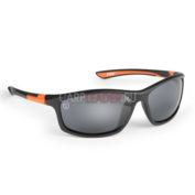 Очки солнцезащитные Fox Collection Black & Orange Frame/Grey Lens