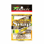 Застежка Intech Quick lock Snap №3 10шт
