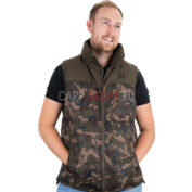 Жилетка Fox Camo/Khaki RS Gilet утеплённая