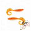 Силиконовая приманка Reins G Tail Grub 3 - b64-311-brown-shrimp-red-598-motoroil-red-gold