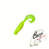 Приманка силиконовая Keitech Flapper Grub 4 - pal-01-chartreuse-red-flake
