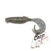Приманка силиконовая Keitech Flapper Grub 4 - 320-silver-shad