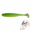 Приманка силиконовая Keitech Easy Shiner 4 - 424-lime-chartreuse