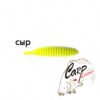 Приманка Trout Zone Ribber Pupa 1.8 - syr-shartrez
