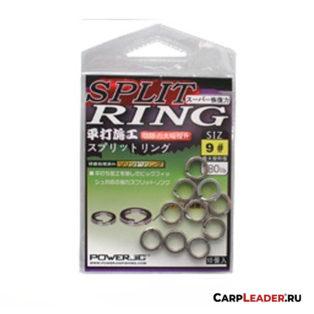 Заводные кольца Power Jig Split Rings